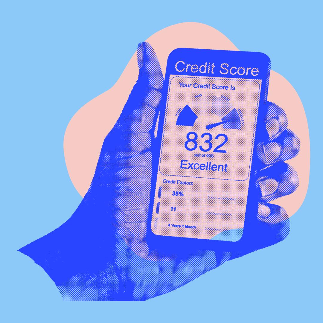 Credit-report-vs-credit-score